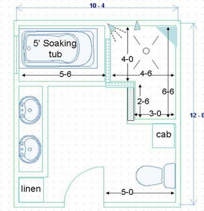 Image Result For Walk In Shower Dimensions Bathroom Layout
