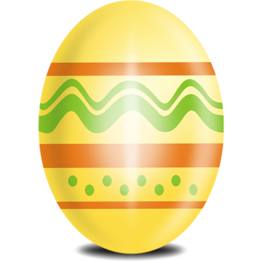 """Yellow Egg Icon"", comes in 32x32, 64x64, 128x128, 256x256"