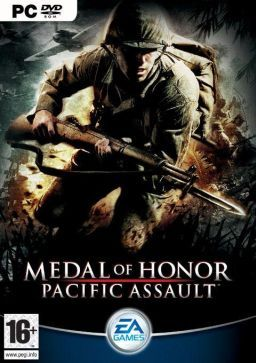 Medal Of Honor Pacific Assault Medal Of Honor Medals First Person Shooter Games