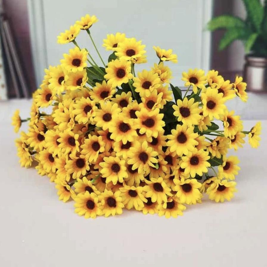 Imitation Sunflower Flower Sunflower Real Plant
