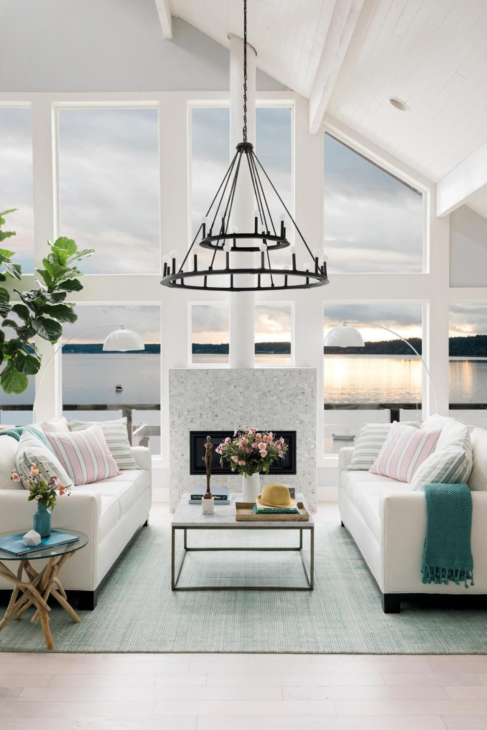 Dream Home 2018 Great Room Pictures Hgtv Dream Home Home