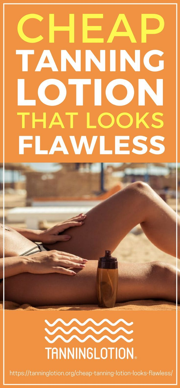 Cheap Tanning Lotion That Looks Flawless Cheap tanning