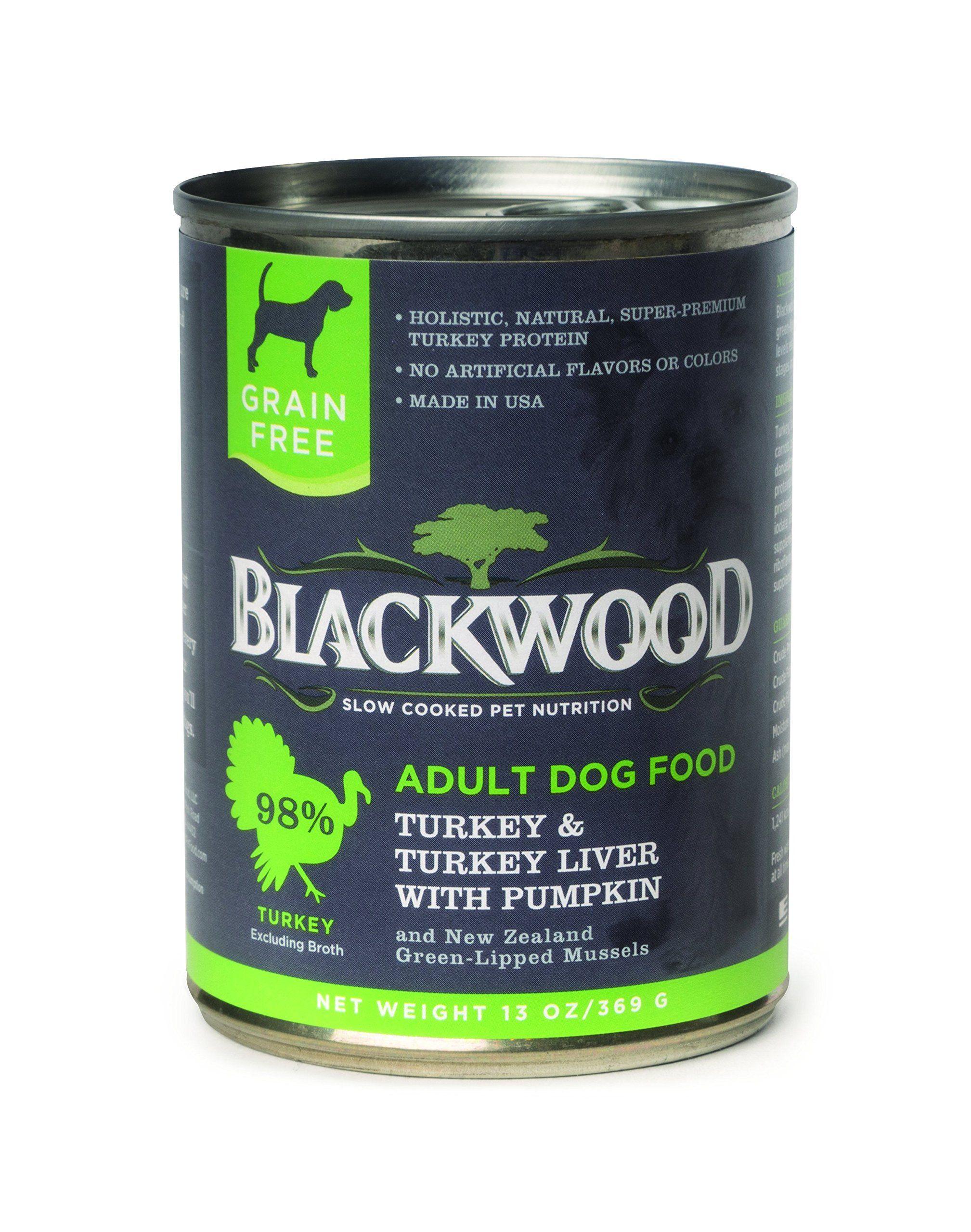 Blackwood Pet Food 22433 Adult Dog Grain Free Turkey And Turkey