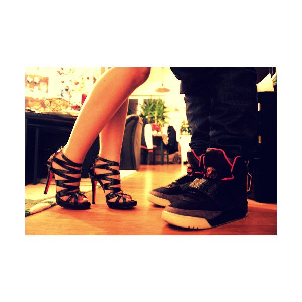 Swag couple tumblr liked on polyvore polyvore - Photo couple swag ...