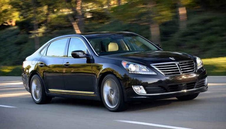 2019 Hyundai Equus Release Date