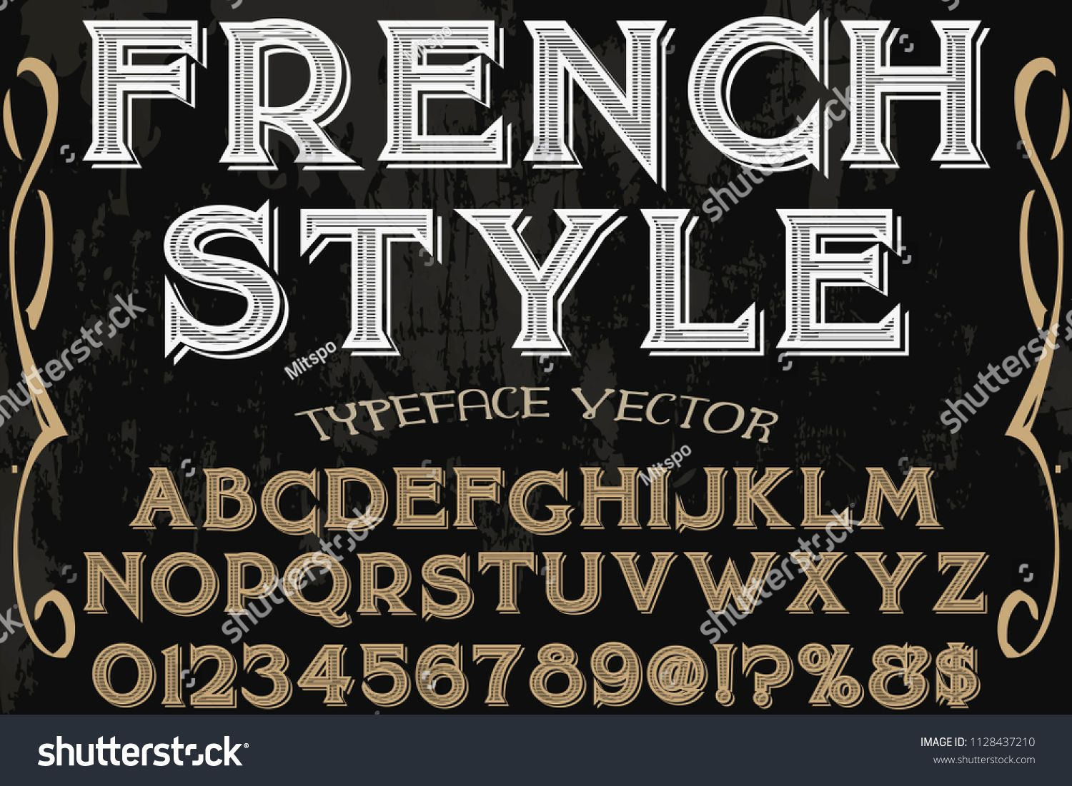 Font Alphabet Script Typeface Handcrafted Named Vintage French Style Sponsored Ad Script Typeface Font Alpha Fonts Alphabet Script Typeface Typeface Font