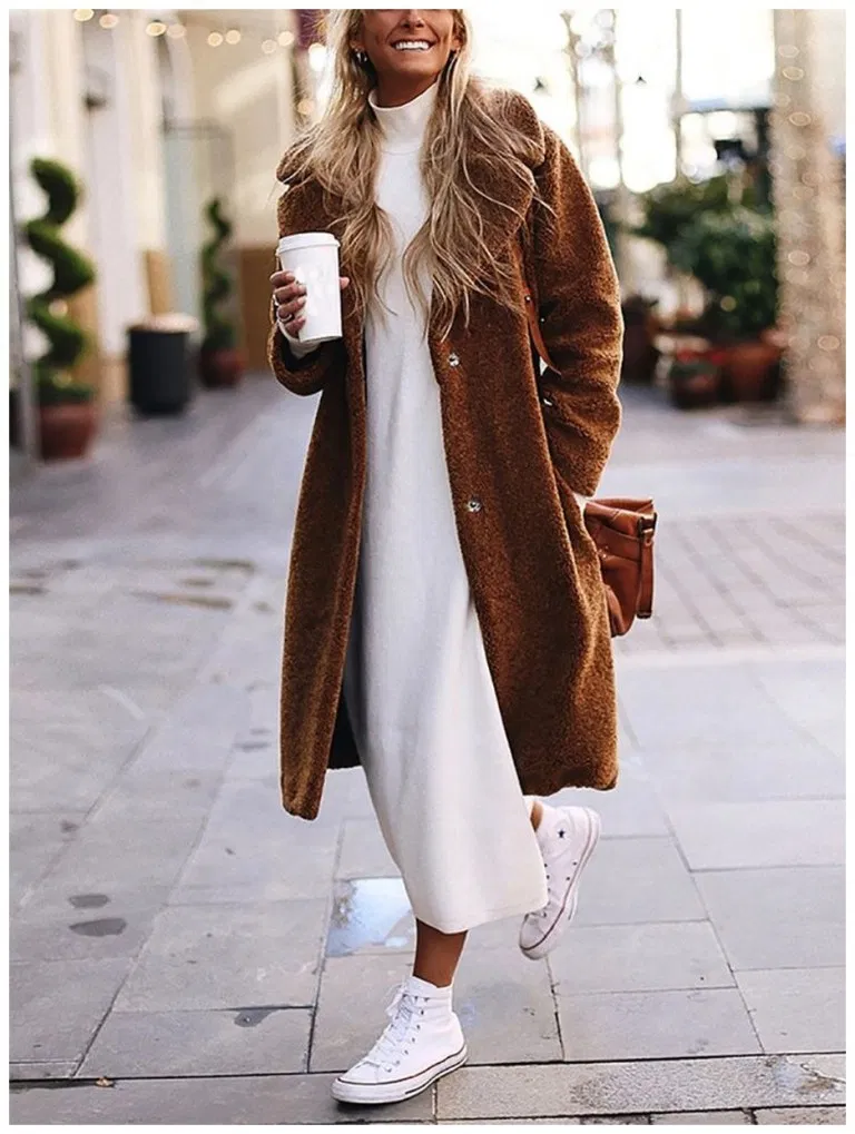 35+ The Best Lovely Winter Outfits You Must Own in 2019 » Coupon Valid #modestfashion