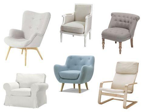 sélection fauteuil chambre bébé allaitement | minimoys | Pinterest