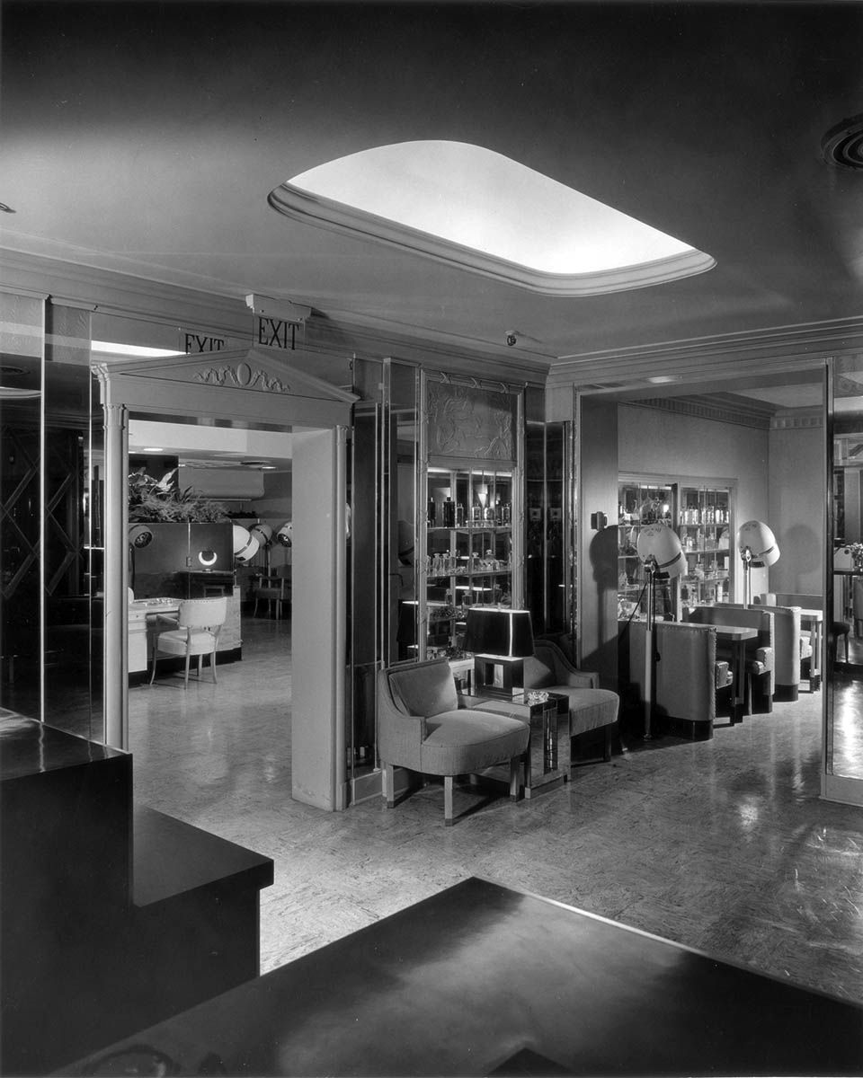 John Allan\'s Salon and Spa at Saks Fifth Avenue