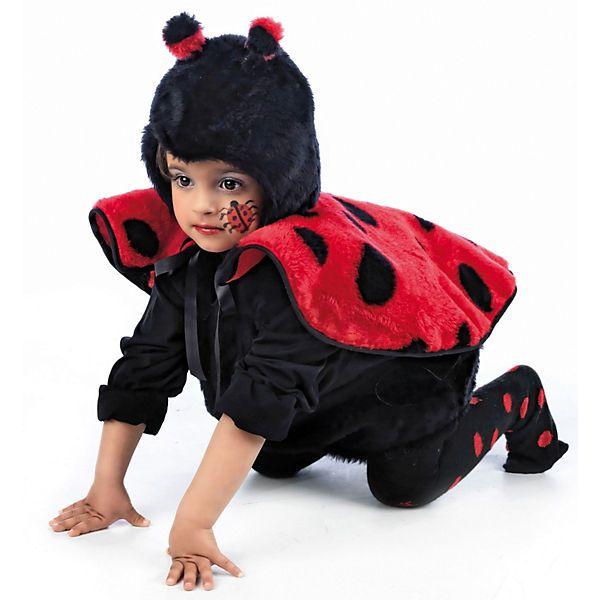 kost m marienk fer cape ladybug. Black Bedroom Furniture Sets. Home Design Ideas