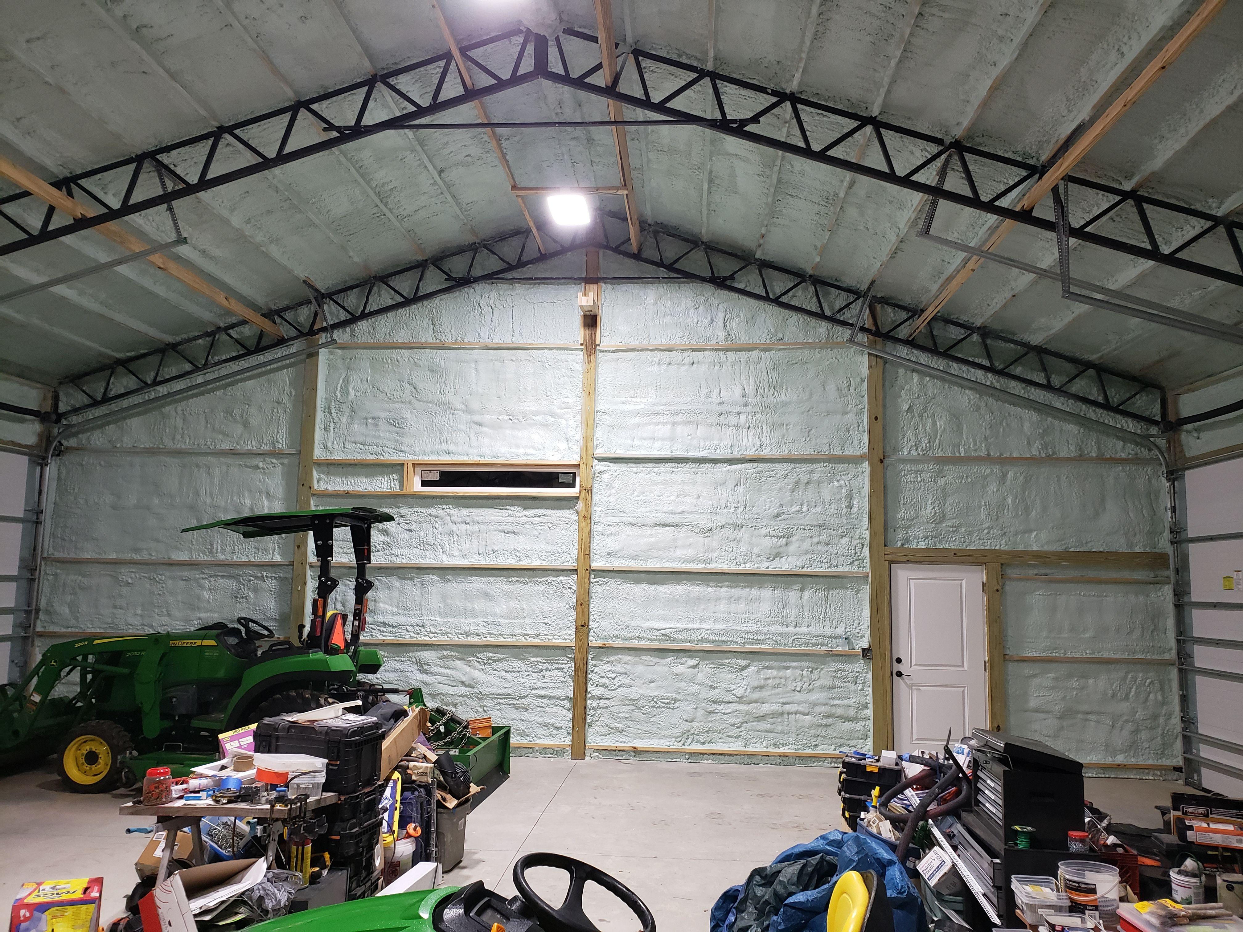 spray foam insulation in 2020 Spray foam insulation