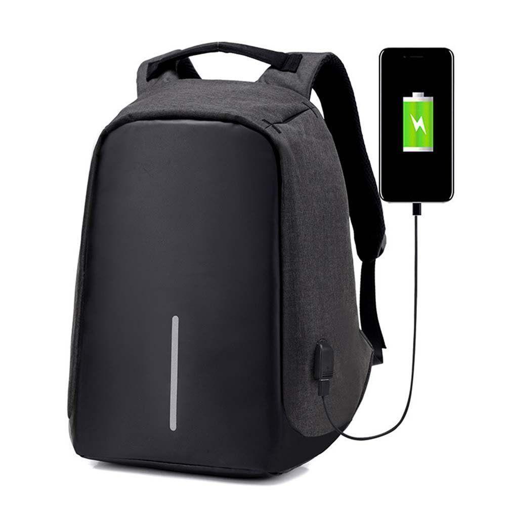 Costura De Diseño Multifuncional Y Moderno Con Estilo Correas Ajustables Bolsillo De Audio Bo Anti Theft Backpack Waterproof Laptop Backpack Anti Theft Bag
