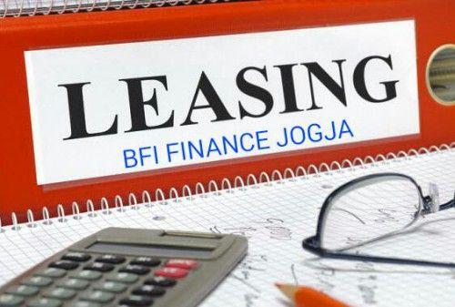 Leasing Bfi Finance Jogja Dan Proses Pengajuan Kredit Pinjaman