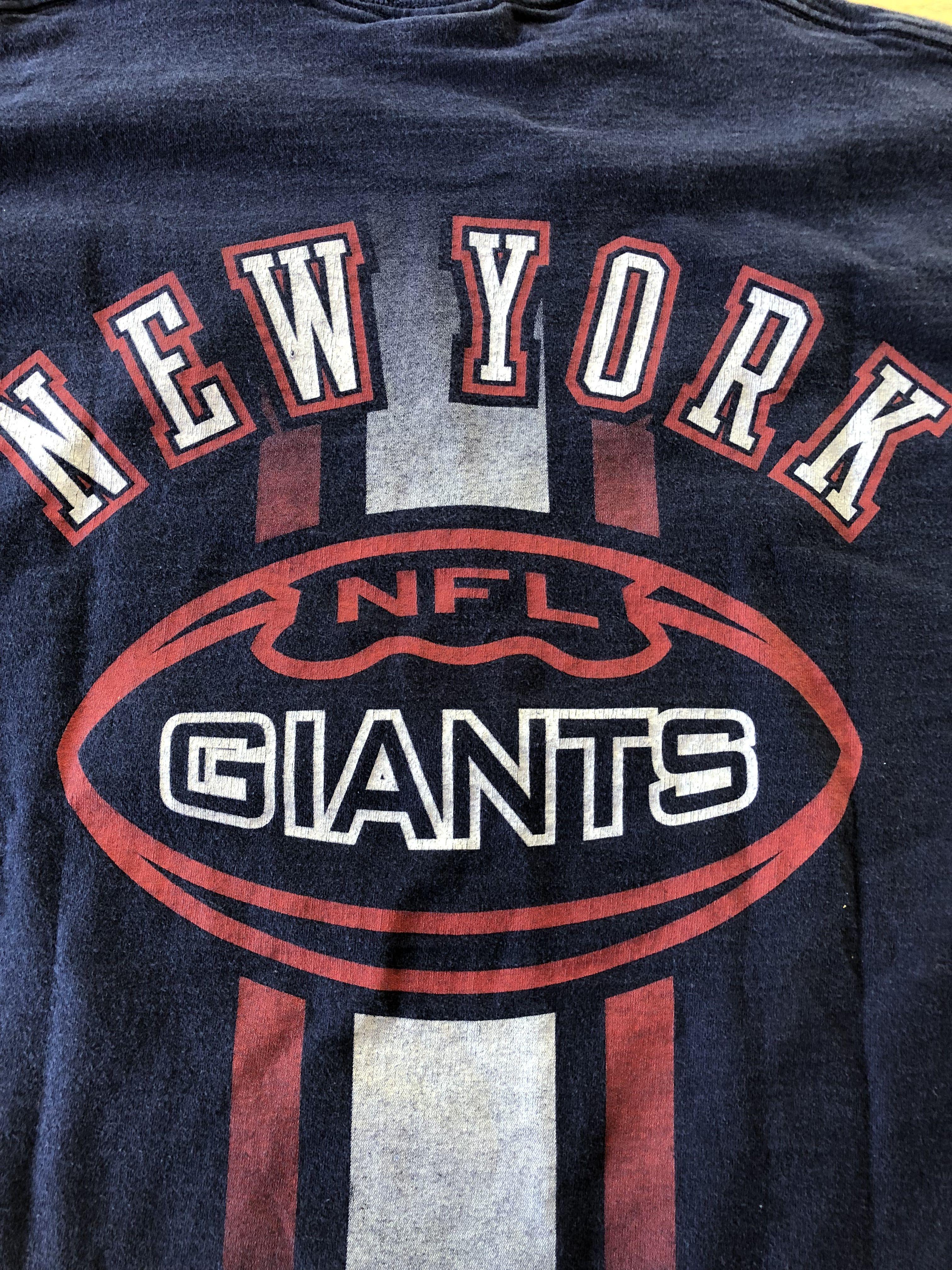 giants football t shirt