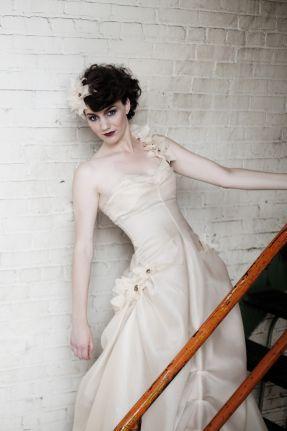 Beautiful gown by joy noel.