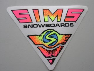 sims snowboard logo - Google Search