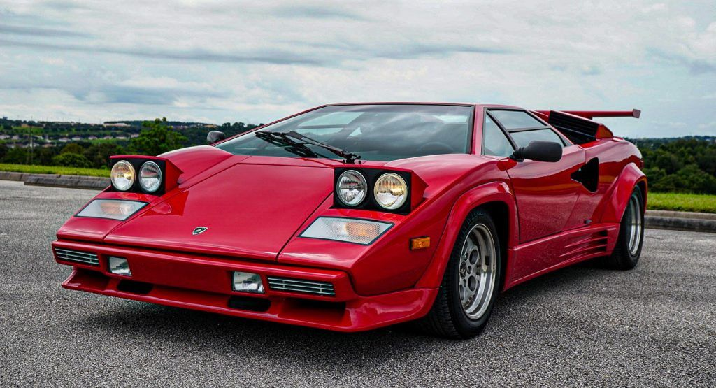 1988 Lamborghini Countach 5000 QV Can Go From 1980s Poster Idol To Your Garage