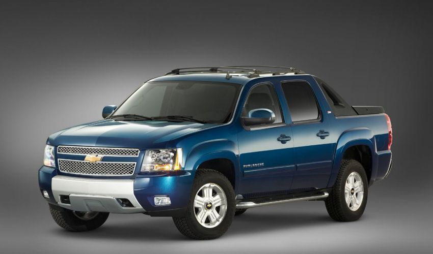 2018 Chevy Avalanche Concept Redesign Specs Price And Interior