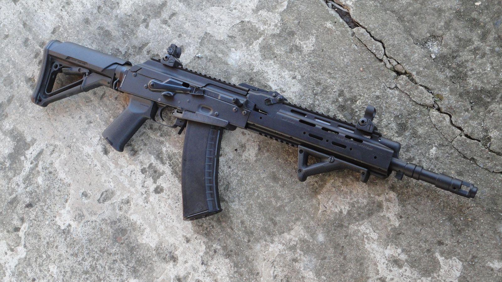 Parts Breakdown Unissued Bulgarian Ak74 Kit New Unissued