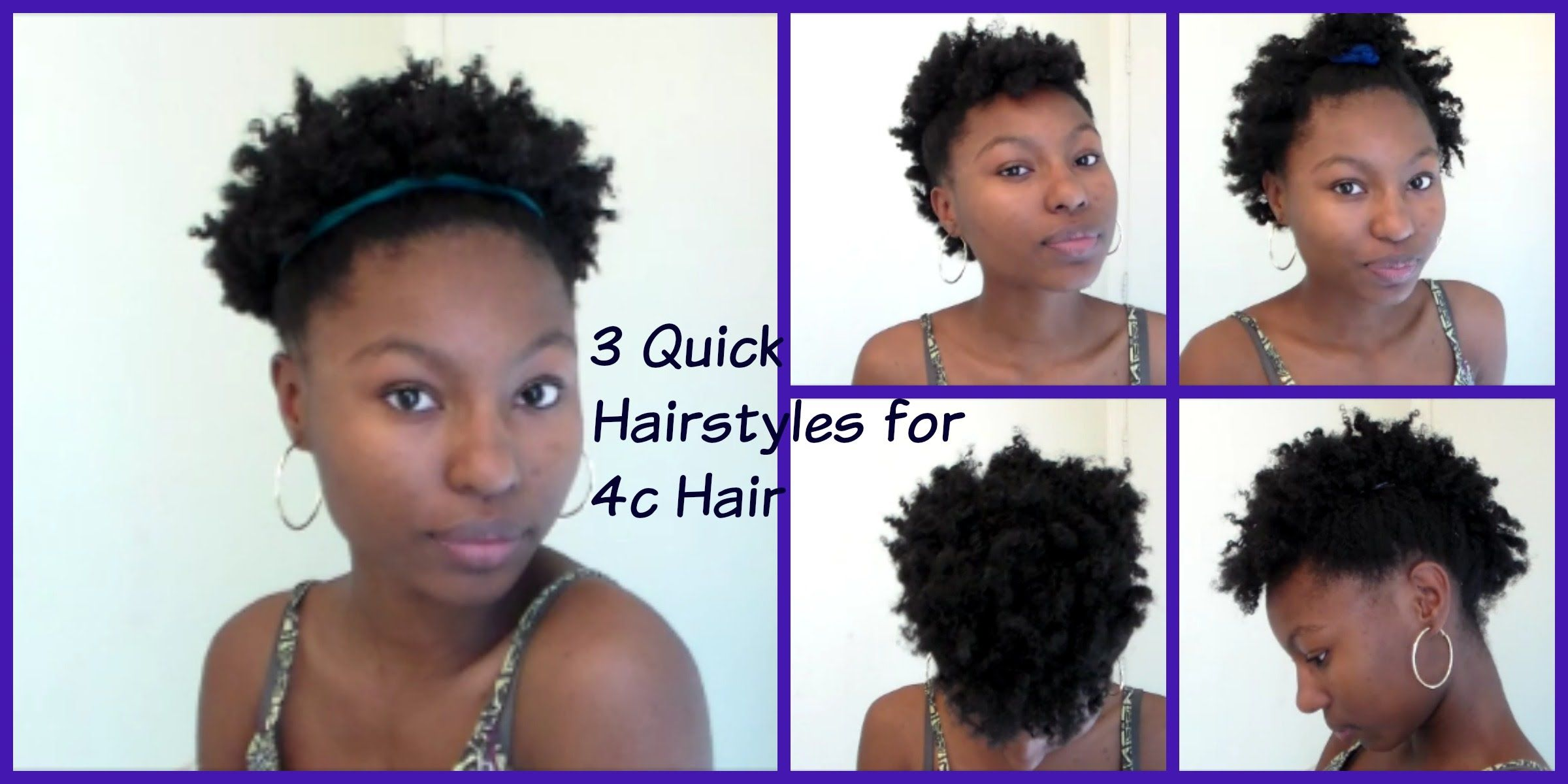 Hairstyles for short natural hair c hairstyles for short hair