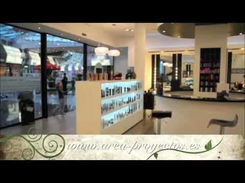 Dise o de peluquerias reformas de peluquerias dise o de locales comerc peluqueria spa Diseno de peluquerias