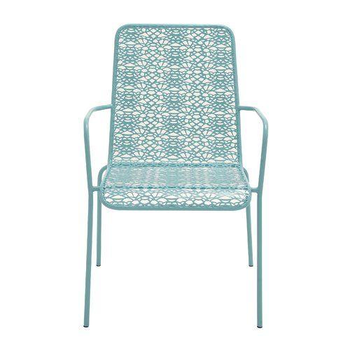 Sensational Jonas Stacking Patio Dining Chair Set Of 2 Outdoor Dailytribune Chair Design For Home Dailytribuneorg