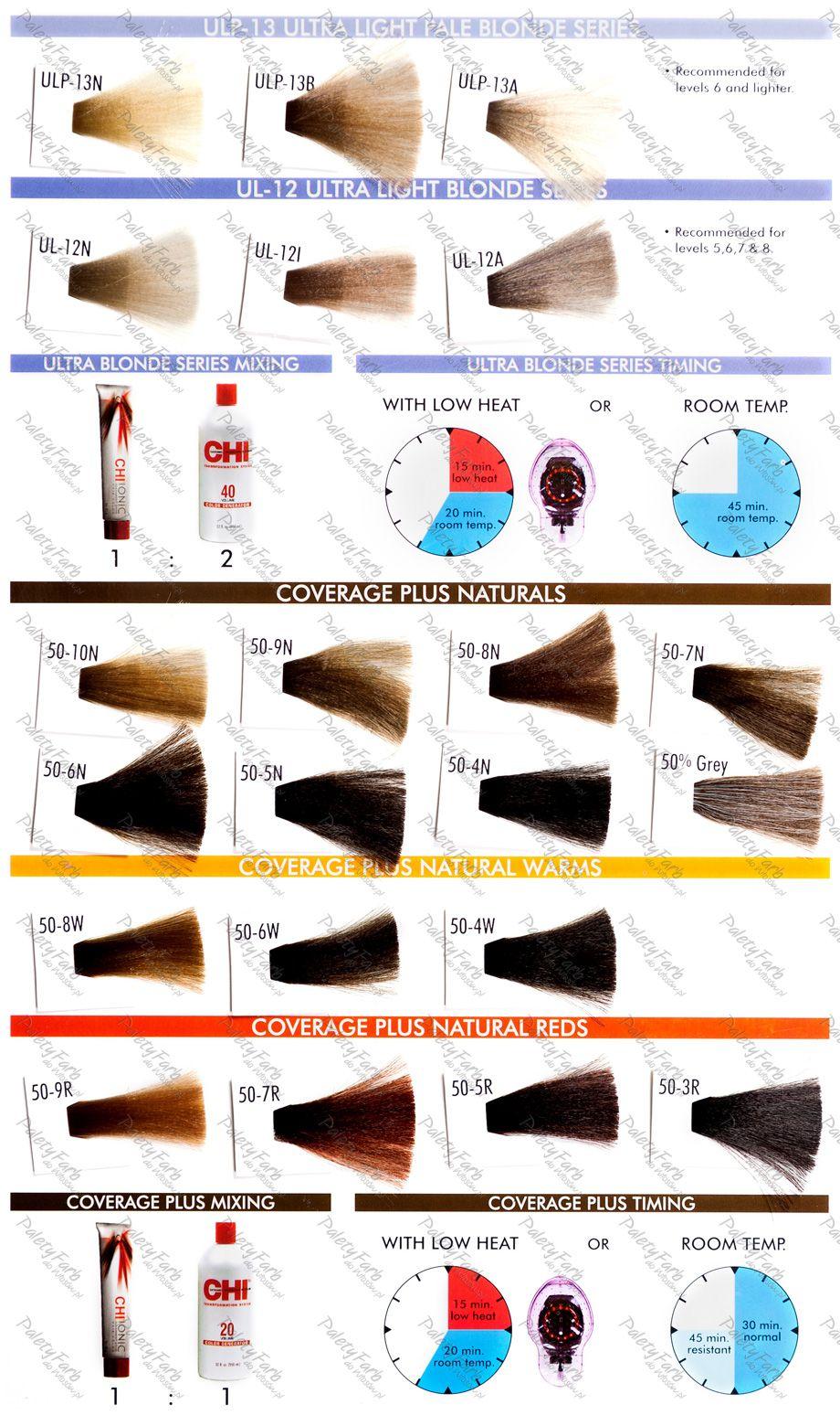 Chi ionic paleta farb strona1 hair pinterest chi ionic paleta farb strona1 hair geenschuldenfo Images
