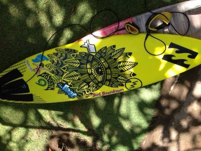 #surf #prancha