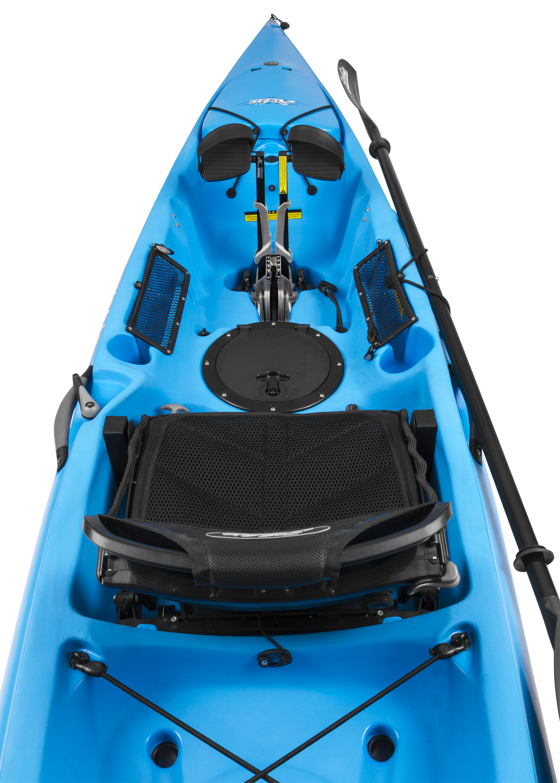 Mirage Revolution 11 Caribbean Blue Rotomolded Kayak