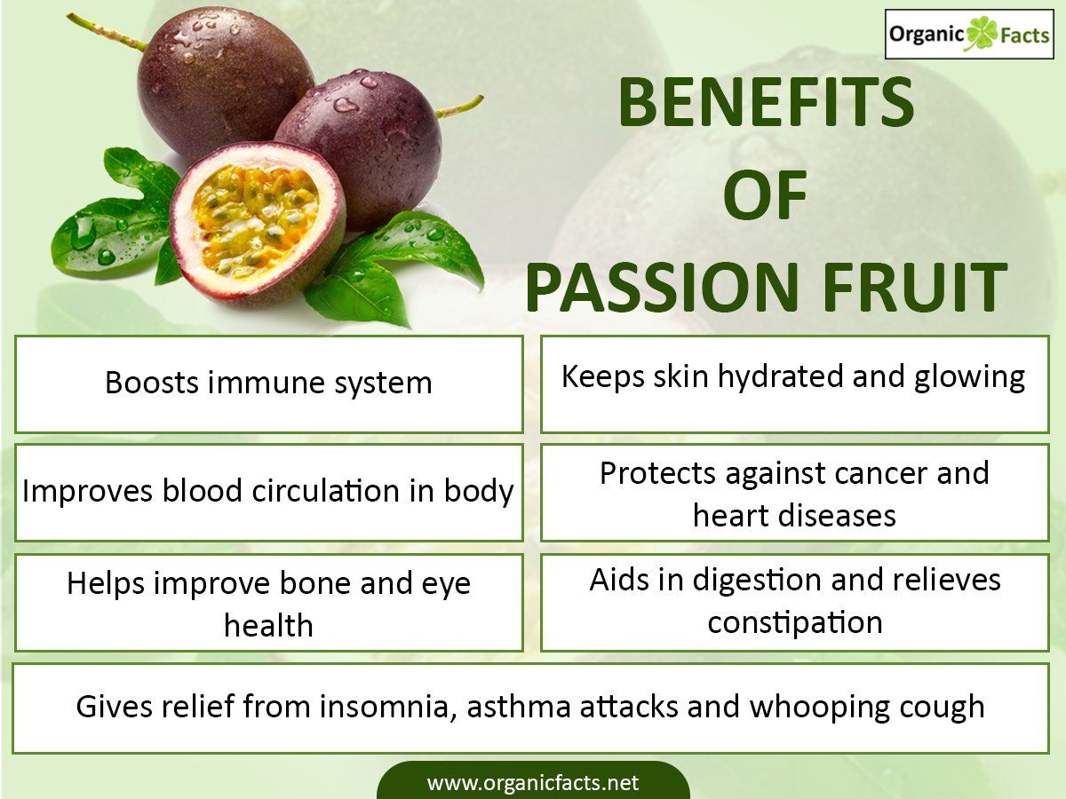 9 healthy passion fruit benefits | fruit benefits, benefits