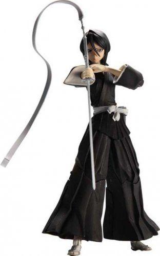 Amazon com: Bleach Square Enix Play Arts Kai Action Figure
