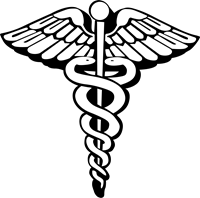 medicina logo vector download logotipos pinterest logos rh pinterest com Caduceus Symbol for Microsoft Word Caduceus Clip Art Free