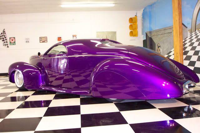 House Of Kolor Kandy Purple Wildcat Sample Pinterest Vehicle