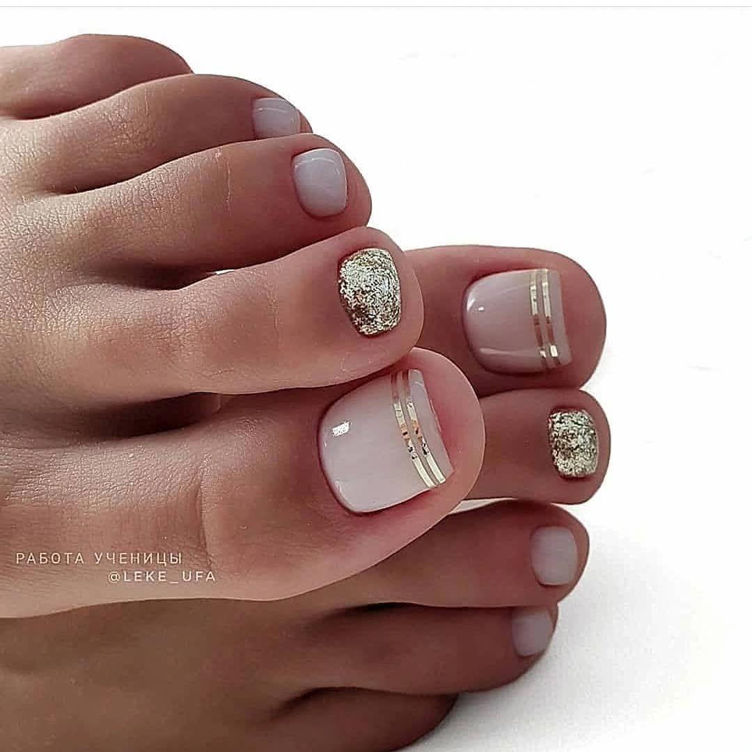 Varnish Colors For Spring 2019 Cute Toe Nails Pretty Toe Nails