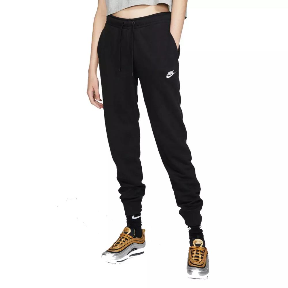 Nike Women S Sportswear Essential Fleece Jogger Pants In 2020 Sportswear Women Nike Women Fleece Joggers