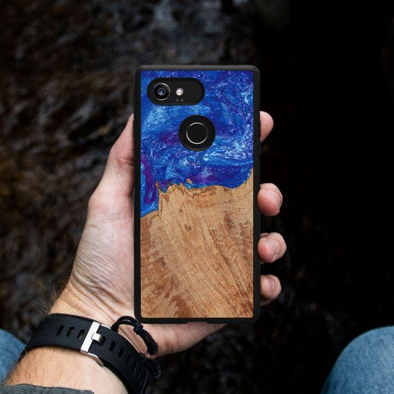 outlet store 9a14d 17244 Google Pixel 2 XL Wood + Resin Traveler Protective Wood Case ...