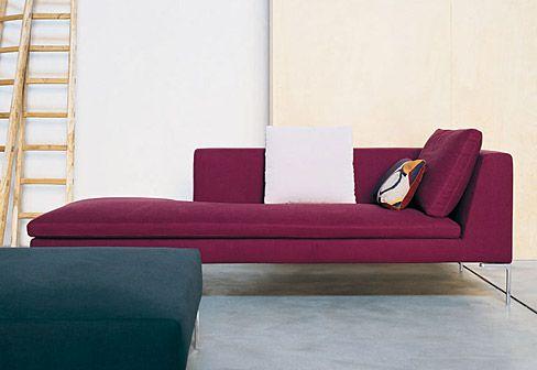 Chaiselongue Design Moon Lina Moebel - Design