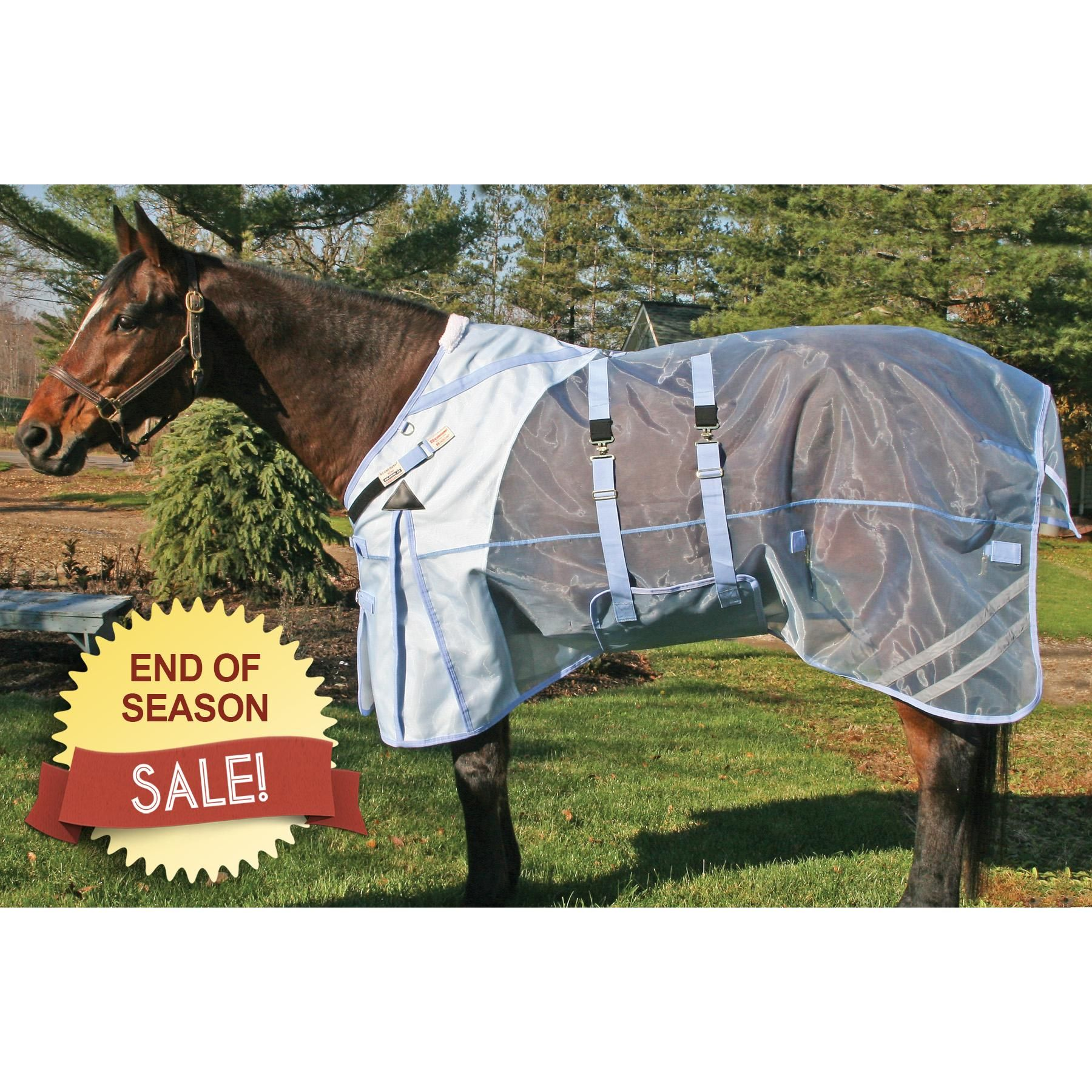 Bellyband Fly Sheet In Mosquito Mesh