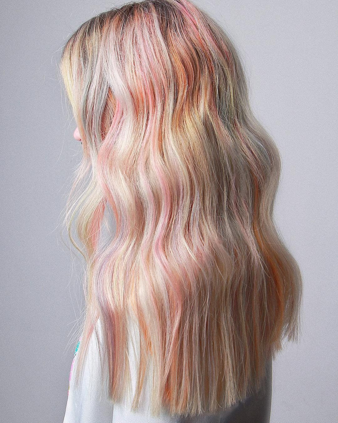 fall hair color trends for blondes youull be seeing everywhere in