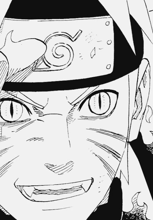 Naruto In Rage Narutouzumaki Naruto Pinterest Naruto Manga E