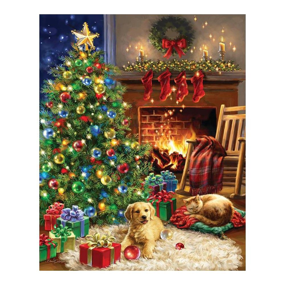 All is Bright 1000pc Jigsaw Puzzle by