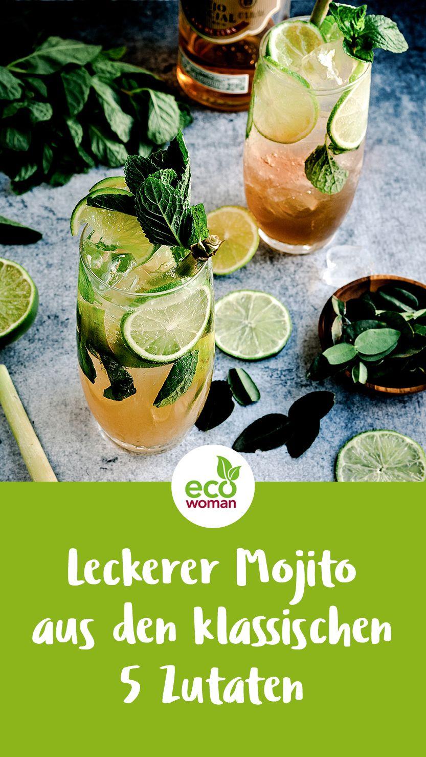 Mojito Minze Ganz Einfach Im Topf Pflanzen Und Leckere Cocktailrezepte Geniessen Mojito Minze Mojito Mojito Rezept