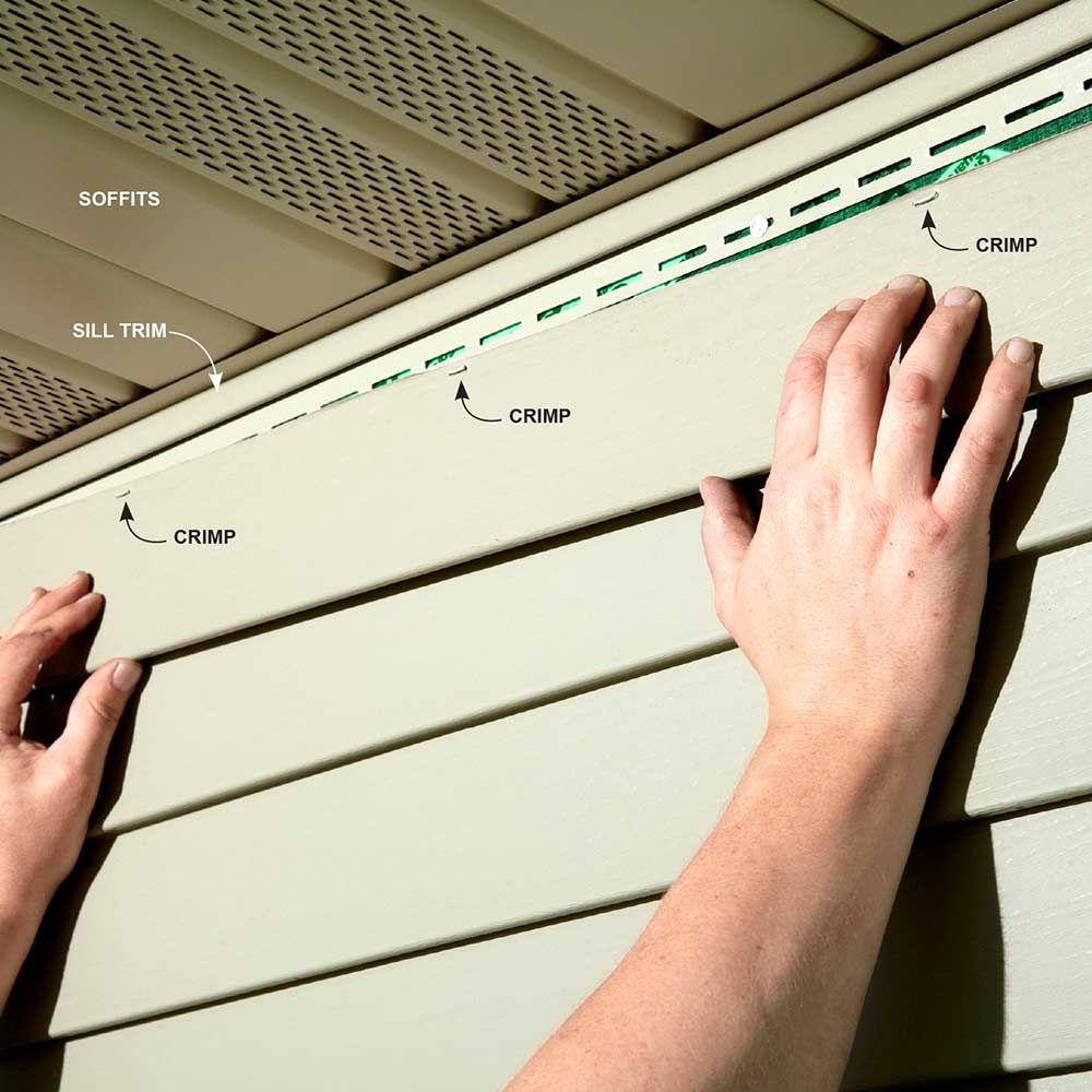 13 Simple Vinyl Siding Installation Tips Construction