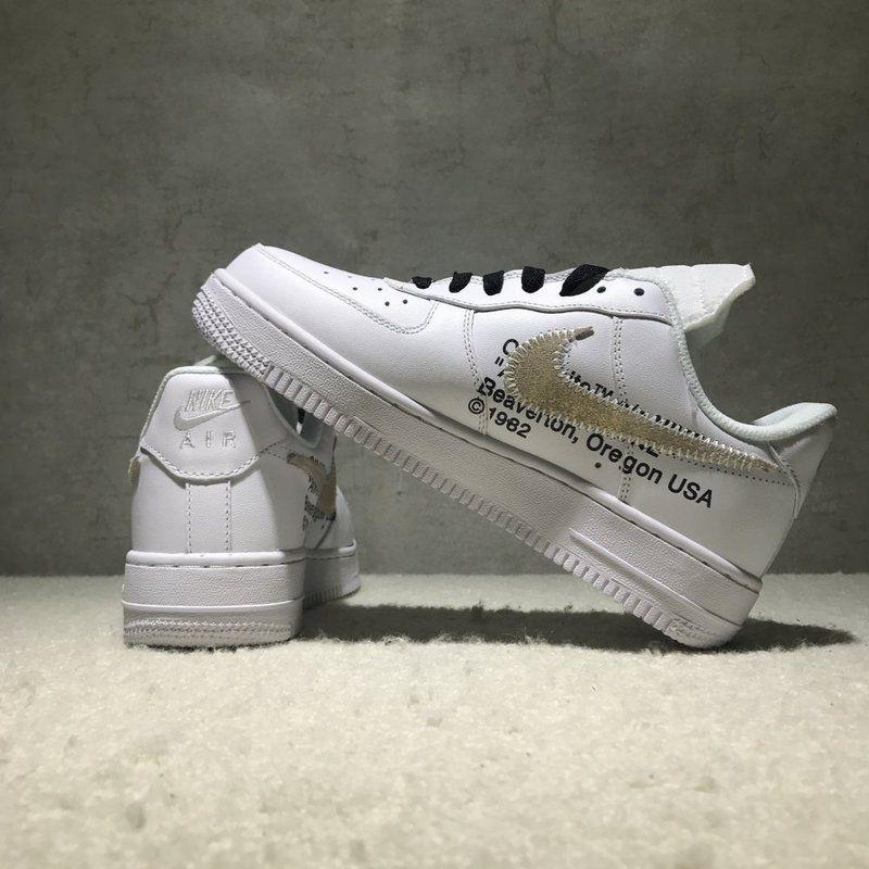 NIKE OFF WHITE x Nike Air Force 1 Low | Girls shoes, Nike