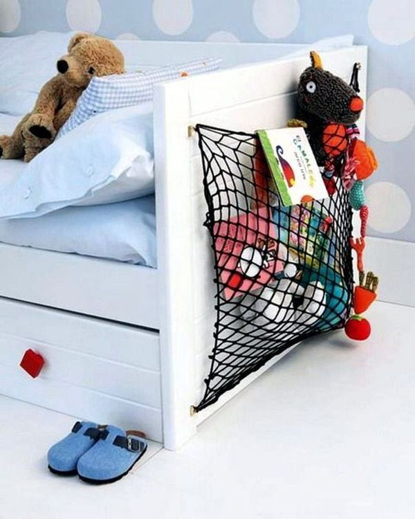 15 Clever Toy Storage Ideas For Small Spaces In 2020