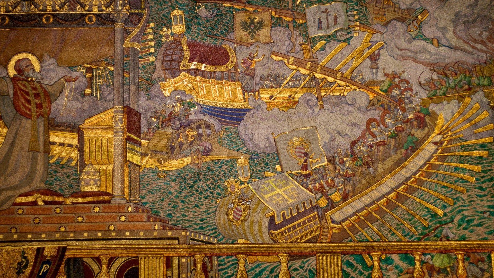 2017-03-15 - widescreen wallpaper basilica of notre dame de fourvire - #1878716