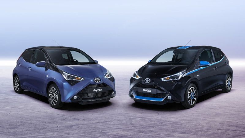 2019 Toyota Aygo Hatchback Revealed Before Geneva Motor Show Toyota Aygo Toyota Sports Car