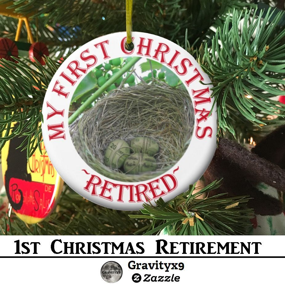 Money Nest Eggs Ceramic Ornament | Zazzle.com #financenestegg Money Nest Eggs Ceramic Ornament by #Gravityx9 Designs at Zazzle. Retirement time! Do you know someone who has a nice little nest egg, just in time for their retirement? This makes a nice gift to commemorate retirement. Add text to personalize. #nestegg #Finance #financialsecurity #Retirement #retirementfund #financenestegg