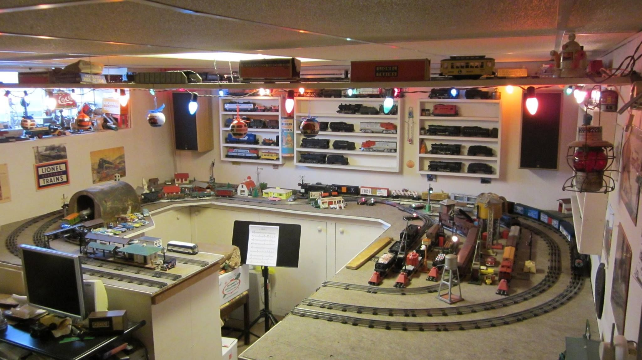 Cbl Crappy Basement Layout The Term Comes From O Gauge Wiring Railroading Magazine Forum If You Have A And Your Happens To Be