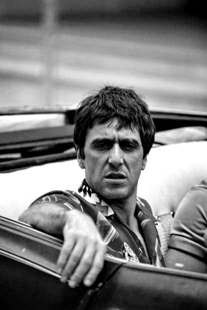 Al Pacino Al Pacino Scarface Gangster Movies